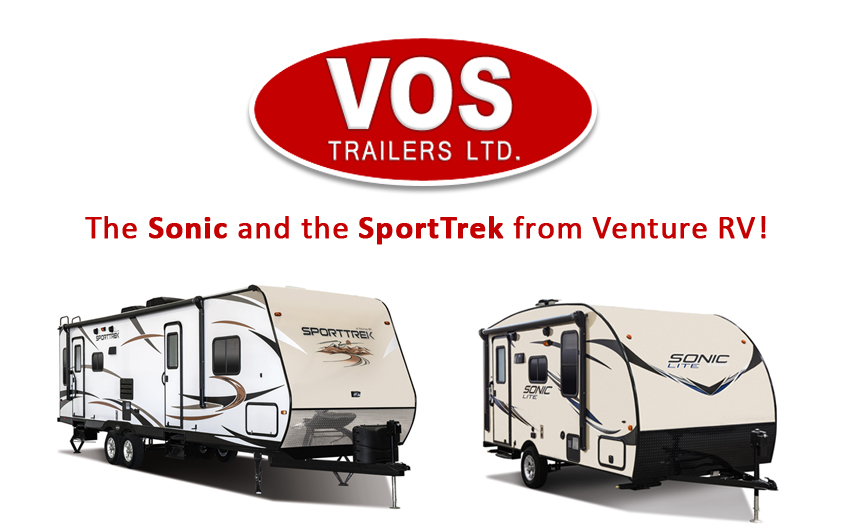 Post thumbnail for The Sonic and the Sporttrek from Venture RV!