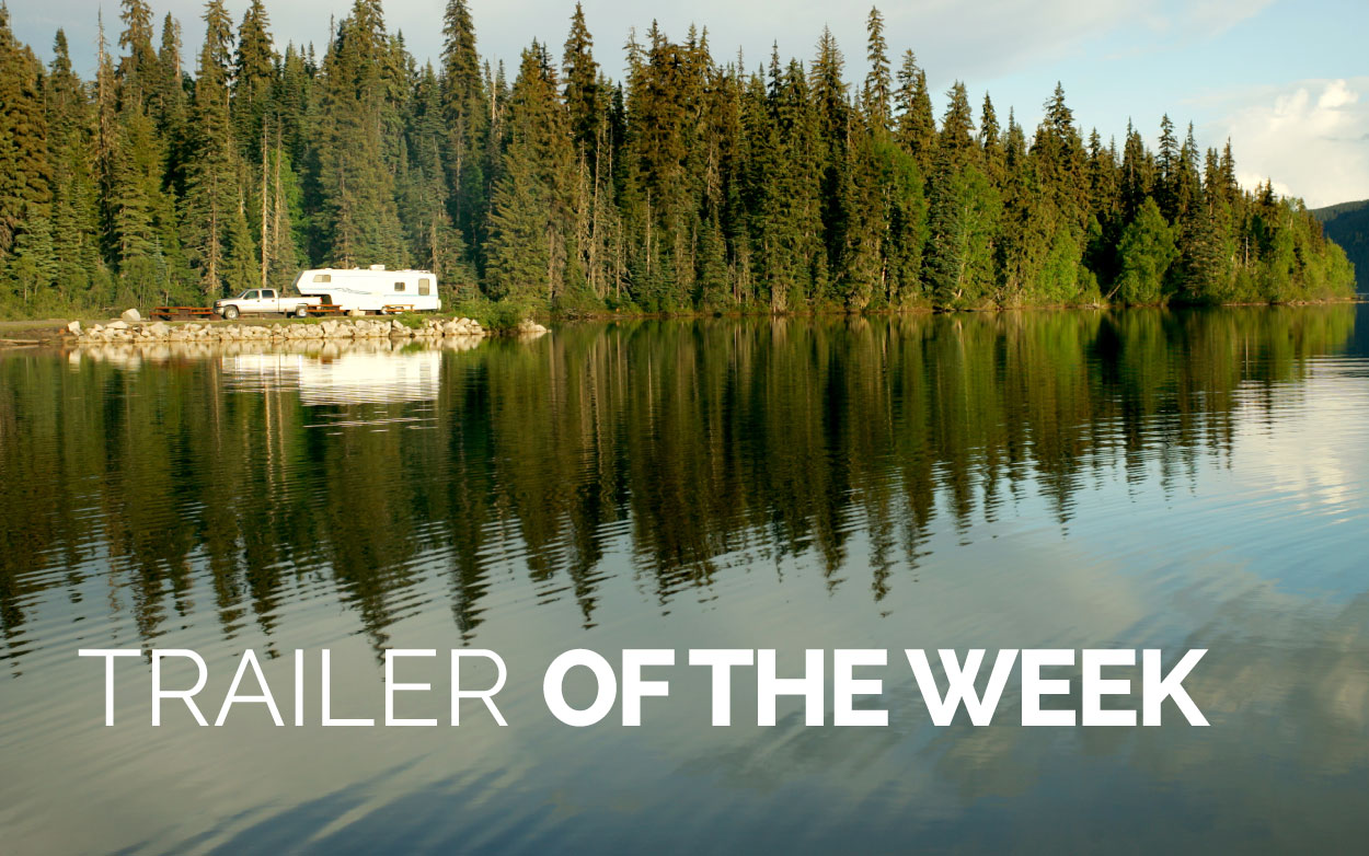 Post thumbnail for Trailer of the week - 2014 Gulfstream Vista Cruiser 23BDS