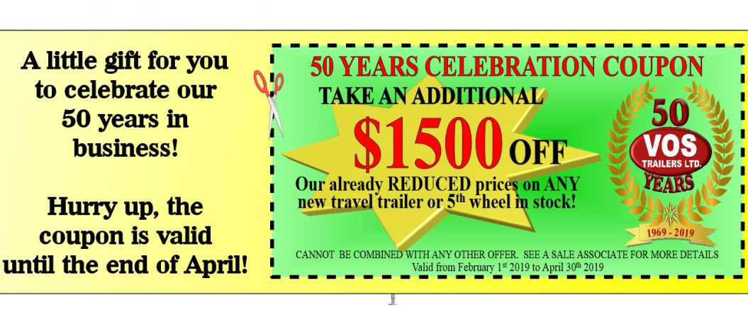 celebation coupon - Slide Image