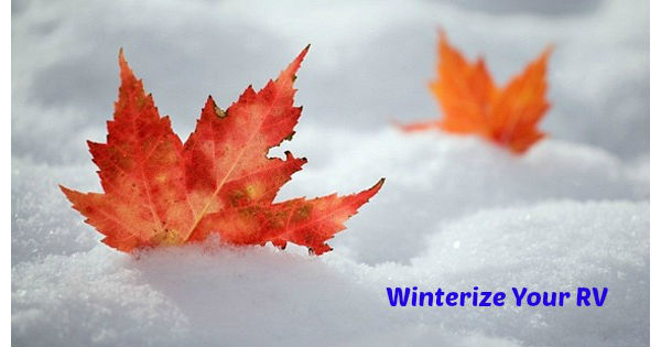 Featured image for Winterizing Procedure