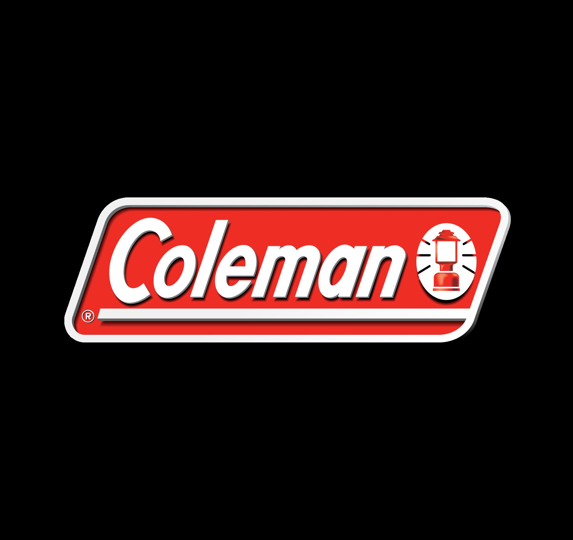 Coleman Lantern Travel Trailer Logo