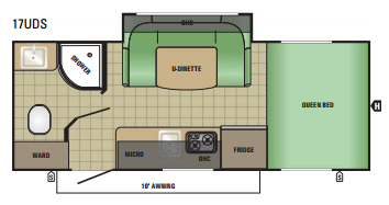 17UDS Floorplan