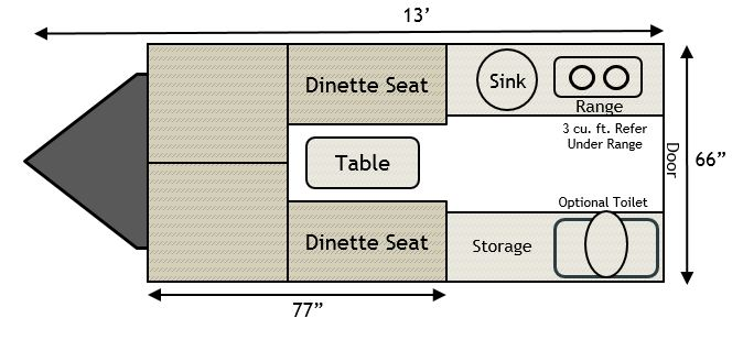 Ascape Floorplan