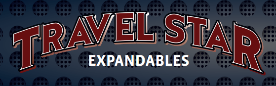 Travel Star Expandable Hybrid Logo