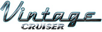 Vintage Cruiser Travel Trailer Logo
