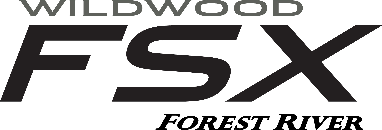 Wildwood FSX Travel Trailer Logo