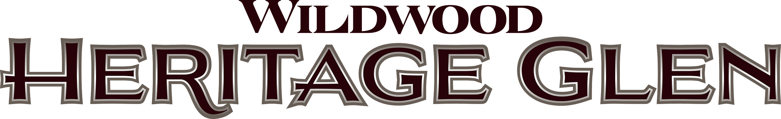 Wildwood Heritage Glen Travel Trailer Logo