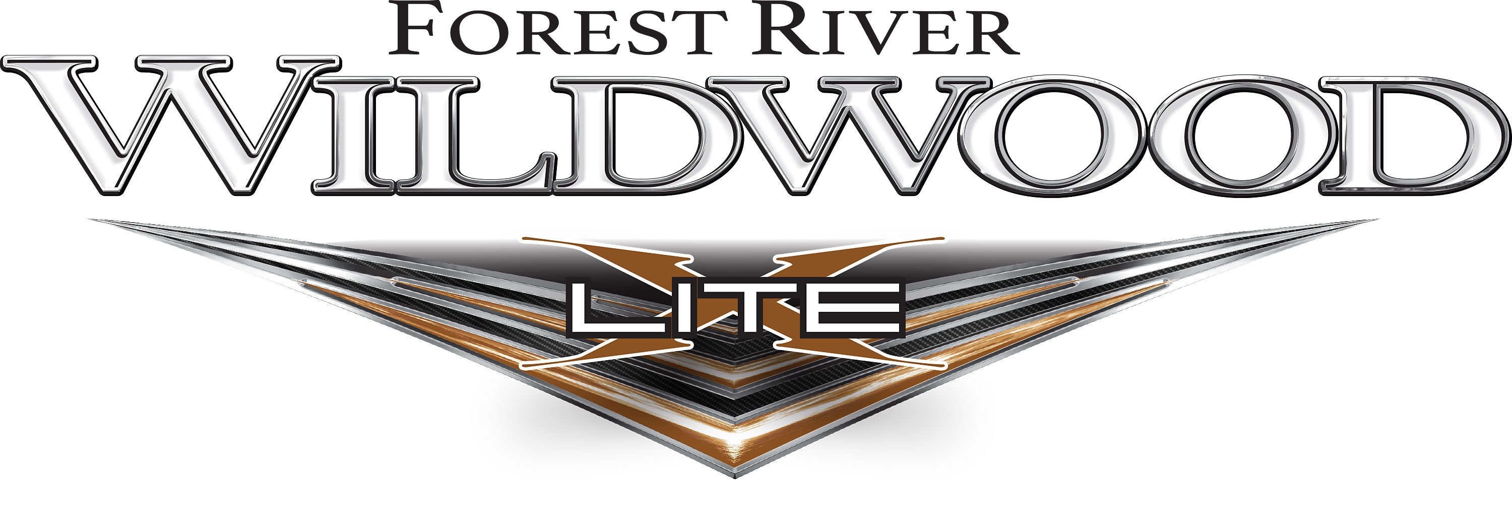 Wildwood X Lite Travel Trailer Logo