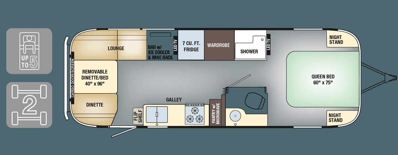 27FB Floorplan