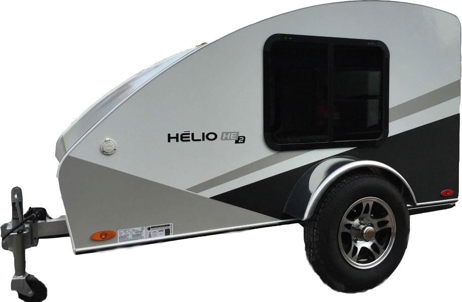 HELIO HE3 Exterior