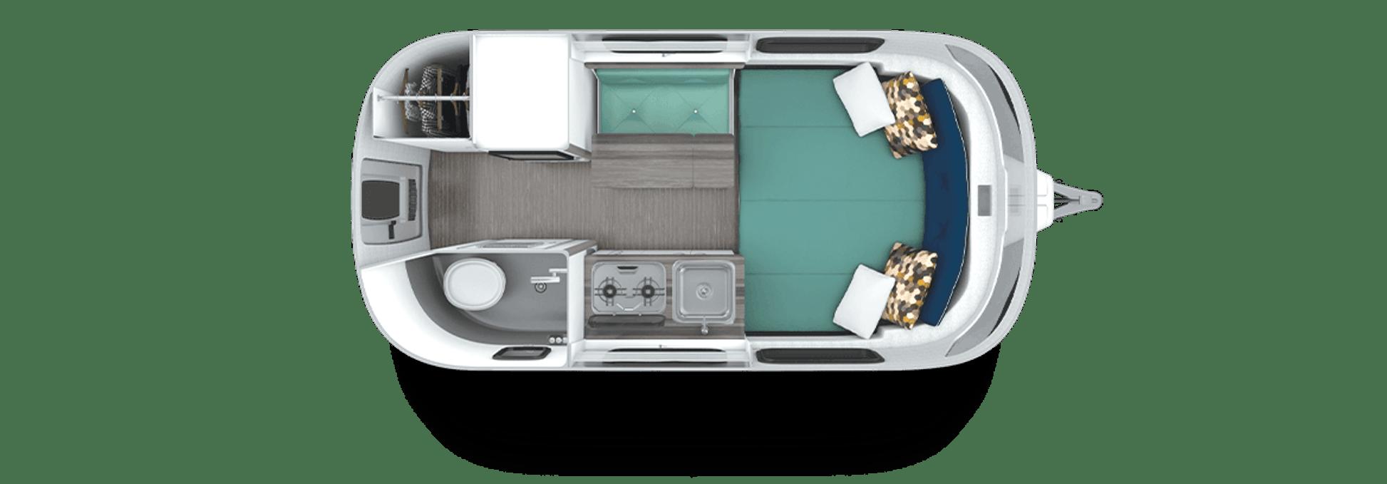 16FB Floorplan
