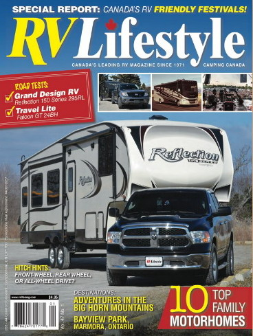 Featured image for RV Lifestyle Digital magazine Link