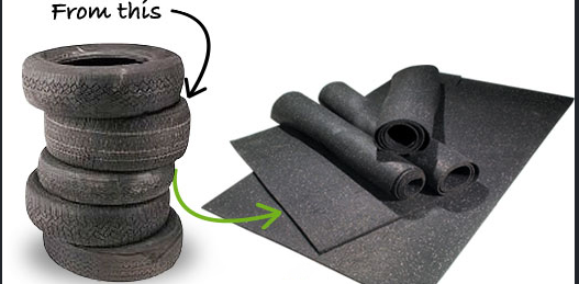 Post thumbnail for Tire Collection and Recycling
