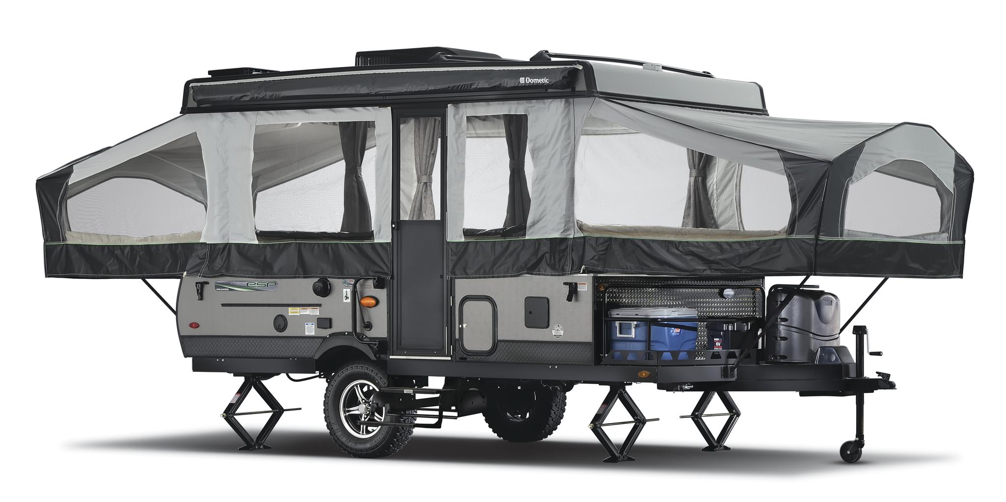 ROCKWOOD ESP(Tent)