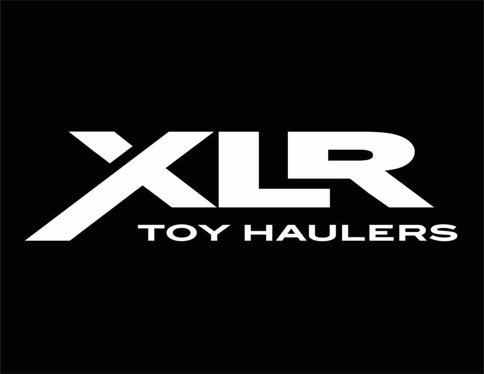 XLR THUNDERBOLT Toy Hauler Logo