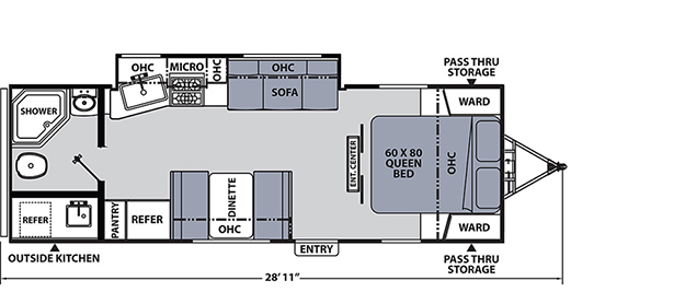 251RBK Floorplan