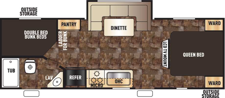 23DBH - Floorplan