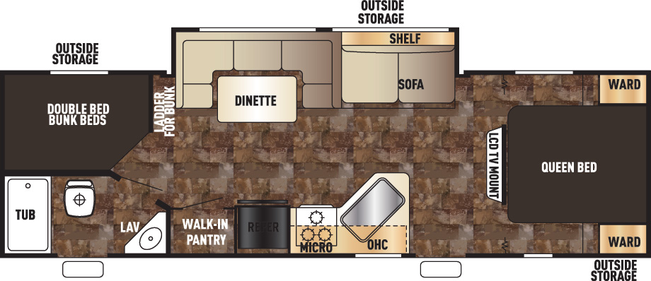 26DBH - Floorplan