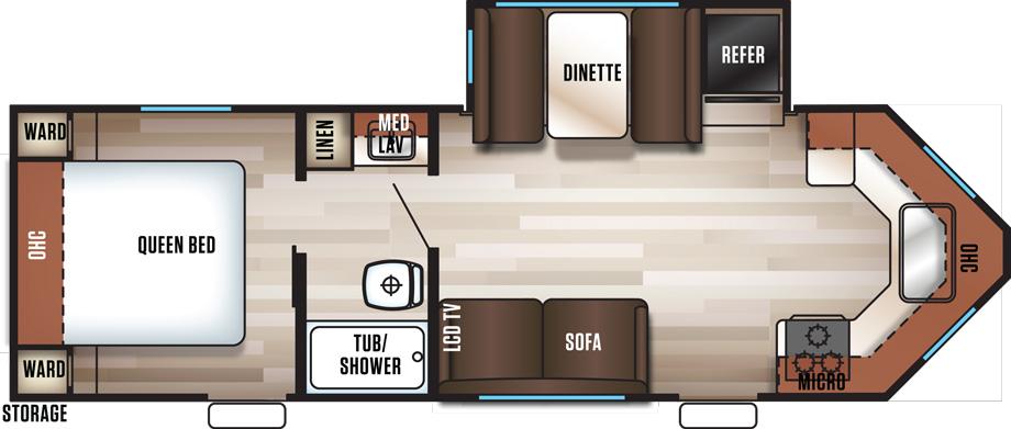 234VFK - Floorplan