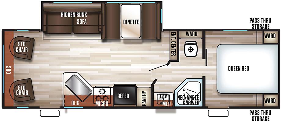 264L - Floorplan