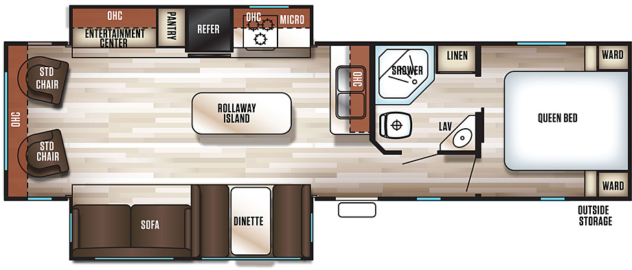 304R - Floorplan