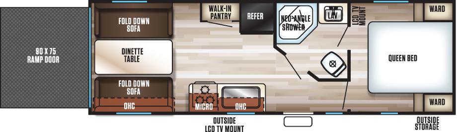 22RR - Floorplan