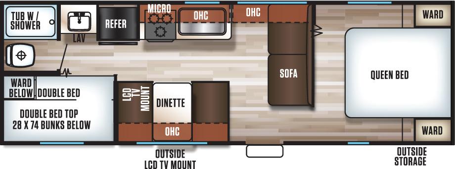 26BH - Floorplan