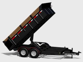Ultra Duty 83 - 9900 LBS GVWR - Floorplan