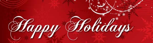 Post thumbnail for Christmas Holiday Closure