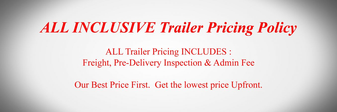 ALL Inclusive Trailer Pricing - Slide Image