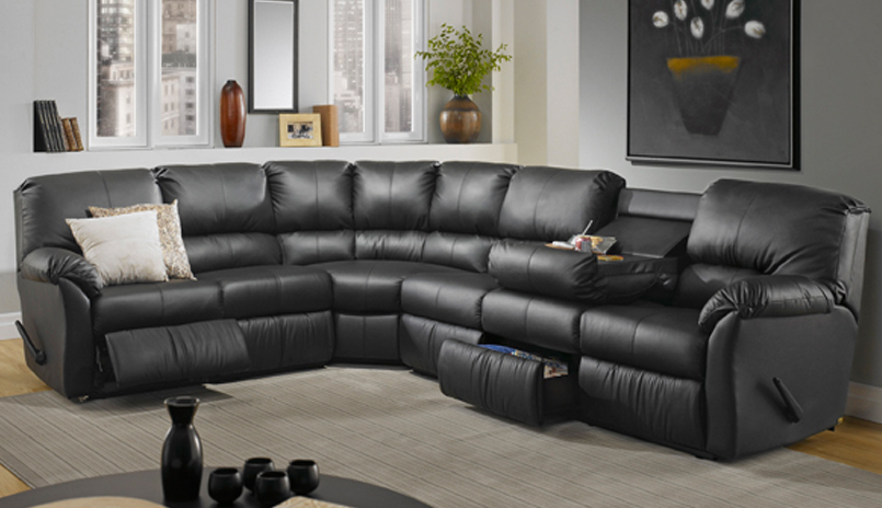 Reclining Sectional Styles